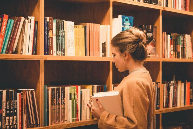 大学生の自己投資2:読書